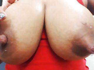 Big Floppy Tits 3 With Milk