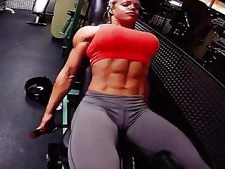 # Fitness Model - Donna Murphy