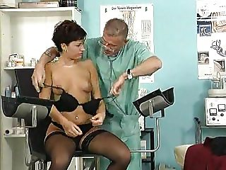 Really Miss Polonia! Sabina Musinska Sensual Sex With Doctor