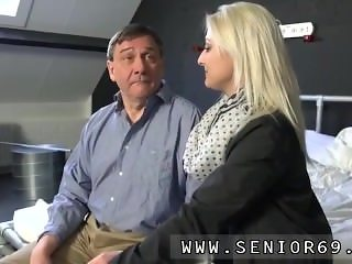Old guy fucks young blonde A highly thorough one, including the bedroom