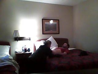 Hidden Cam on  Wife