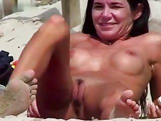 Nude Beach - Mellisa - new Boobs