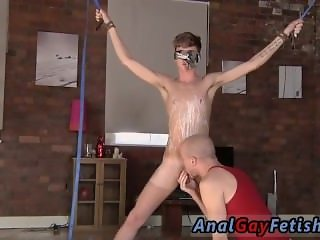 Young gay boys bondage medical Twink fellow Jacob Daniels is his latest