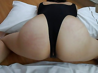 Anal penetration for my slave