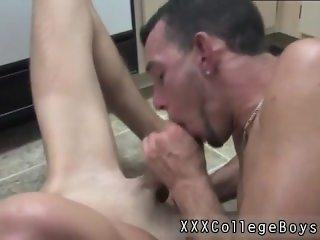 Straight to gay sex vid no download I'm in the kitchen with Lucky and
