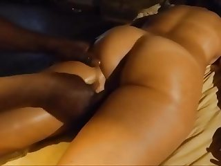 Massage Femme Wife Black Kine Masseur Bottom Big butts #05