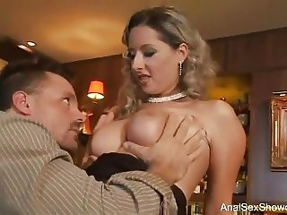 Blonde MILF Reunion Leads To Anal