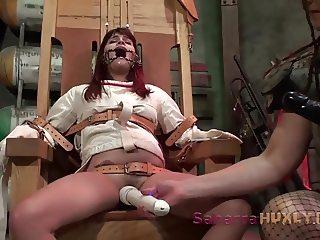 Huxly's Slut Asylum - Raquel Roper