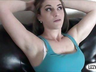 An Armpit Exploration By Tera FETISH JOI