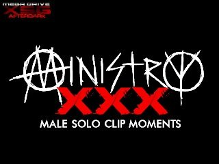 Ministry XXX male solo Al Jourgensen clip moments