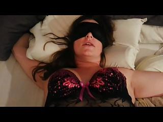 Anna gets tied up and fucked