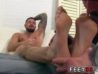 Gay boy feet de Dolf's Foot Doctor Hugh Hunter