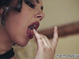 HARMONY VISION Valentina Nappi is the Anal princess