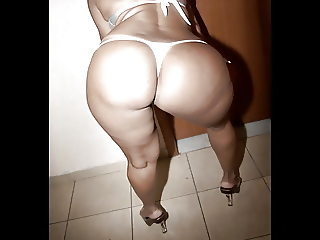Big Ass Mexican Milf Party!