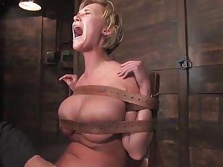 BIG TITTS BDSM