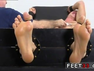 Free monster gay porn no credit Cristian Tickled In The Tickle Chair