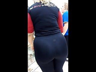Milf extreme ass