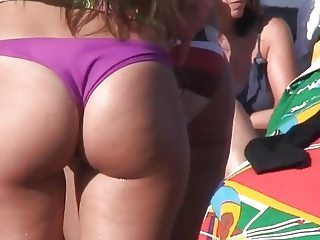 Cute Tight Butt Latina Girl