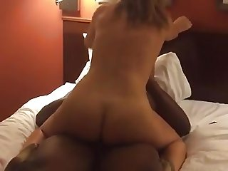 wife riding BBC