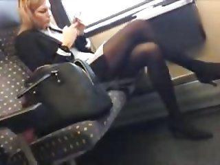 candid heels - legs