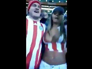 the BIG tits milf