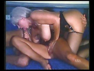 Vintage threesome bigs boobs