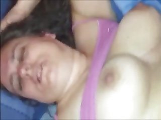 Sex with wife on our bed
