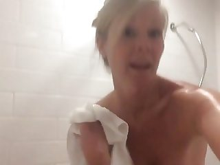 Hot shower