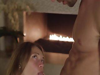 Fireplace Massage And Sex