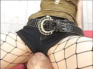 sexy japonesa le baila y se sienta en su cara vid4