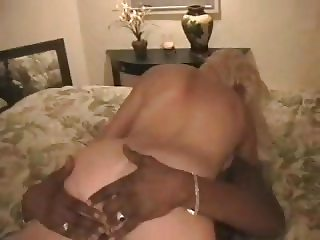 Black Fucked in Her Marriage Bed