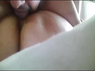 Chinese Asian Milf Granny asked to get her pussy sucked