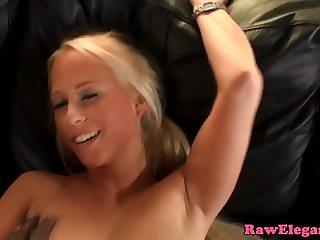 Petite pornstar Carla Cox assfucked by bbc