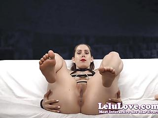 Lelu Love-CBT Tease Denial Edging Masturbation Instruction