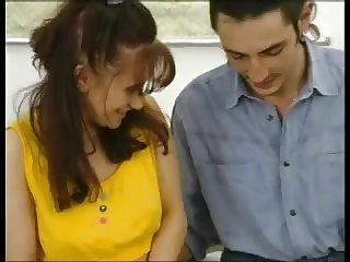 SB3 Really Shy Teen Enjoys Her Fuck !