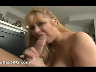 BBW Samantha 38G and Monster Cock Ramon