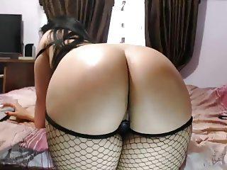 PAWG nice big round ass