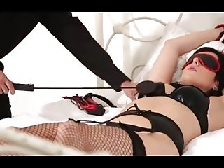 Blindfolded and Spanked for Master (not) Daddy