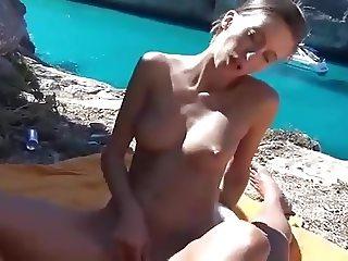 Anal Beach Fucking