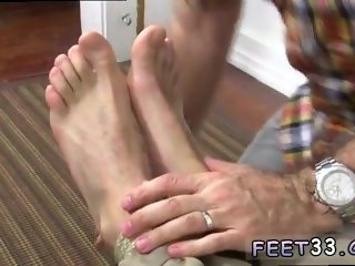 Teenage boys feet video gay Chase LaChance Tied Up, Gagged & Foot