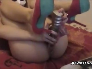 Couple homemade webcam sex tape