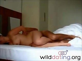 Real amateur sextape from couple on wilddating.org/petite111stepsis