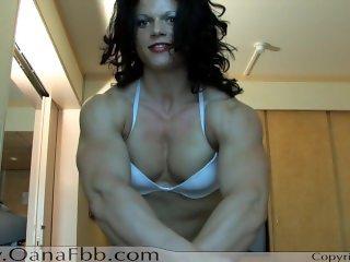 oana fbb muscle
