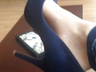 blue heels crush