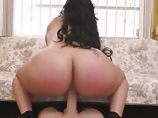 My Favorite Reverse Cowgirl Scenes: Latin Butts Vol. 1