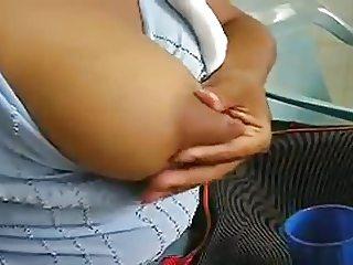 Milky nipple