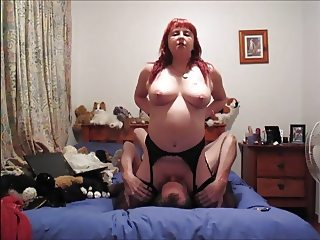 Dirty Talking Red Head MILF 69