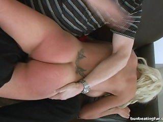 Ganelle Angel spanked !
