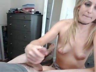Sissy princess sucking a big cock