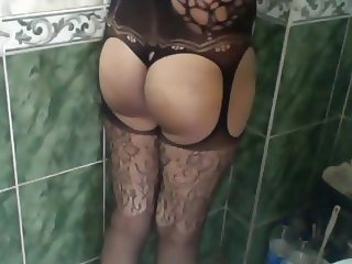 jiggly juicy ass whore sissy